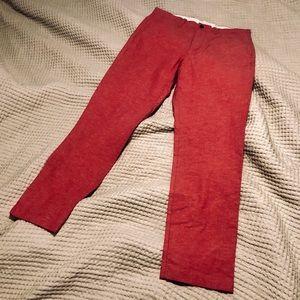 J. Crew Men's Chino Salmon Pants